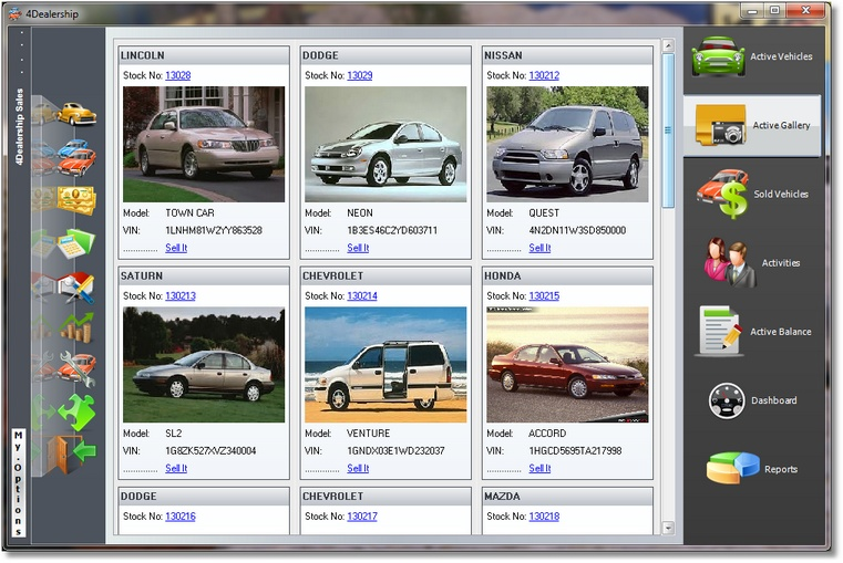Car Dealer Management System Providers Easy To Use